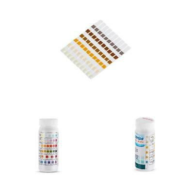 50Pcs 6in1 Swim Pool Test Strips Chlorine pH Alkalinity Water Hardness Tester