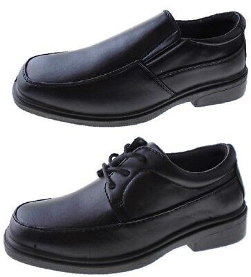 SEARS Boys Back to School Shoes Formal Casual Sizes UK 12 US 13 - UK 5
