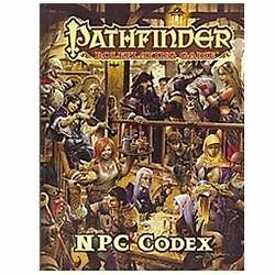 Pathfinder Roleplaying Game: Npc Codex: By Jason Bulmahn