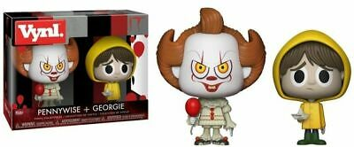 Funko VYNL! IT Pennywise and Georgie Vinyl Collectibles