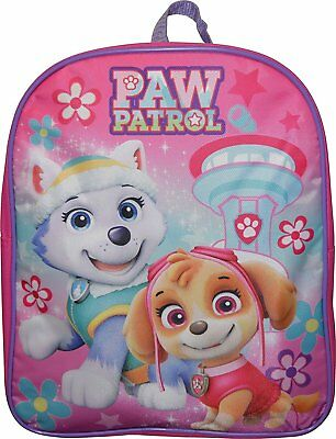 "Nickelodeon Paw Patrol Girl 12"" Backpack - School Bag"