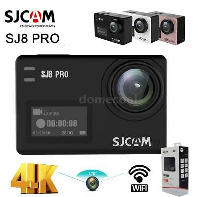 Sjcam Sj8 Pro 2.3''4K Hd Wifi 170° Touchscreen Waterproof Action Sport Camera