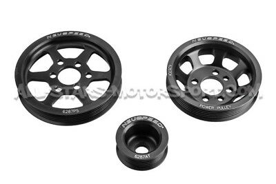 Poulies Neuspeed Golf 4 GTI / Leon 1.8T 20V / Audi TT 8N Power Pulleys Kit