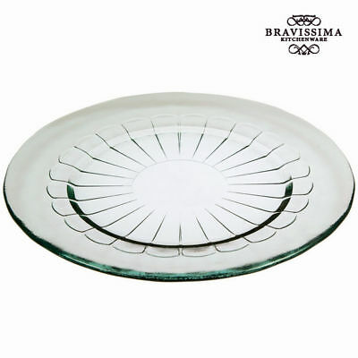 Bajo Plato Transparente - Colección Pure Crystal Kitchen by Bravissima Kitchen