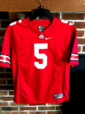 ab1fb436a Nike - Ohio State University Buckeyes  5 NCAA Football Jersey - Size Youth  Large
