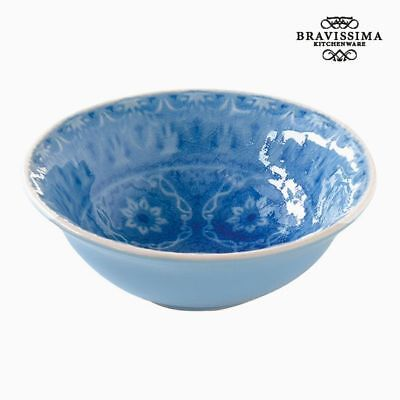 Cuenco Porcelana Azul by Bravissima Kitchen