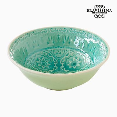 Cuenco Porcelana Verde by Bravissima Kitchen