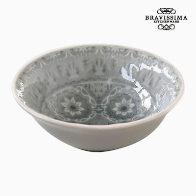 Cuenco Porcelana Gris by Bravissima Kitchen