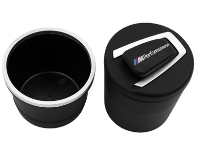 BMW Ashtray M Performance Interior Car Accessory Storage Cup Holder Cigarette