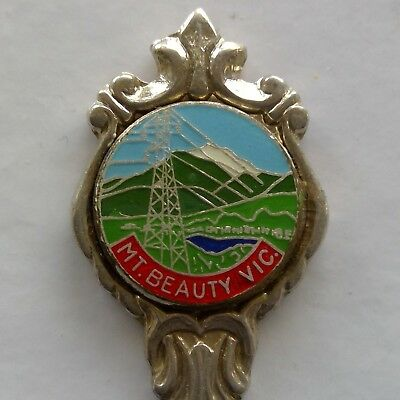 Mt Beauty Vic Souvenir Fork (T174)