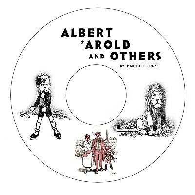 Albert, 'Arold and Others by Marriott Edgar, scanned to CD-Rom, Vintage Humour