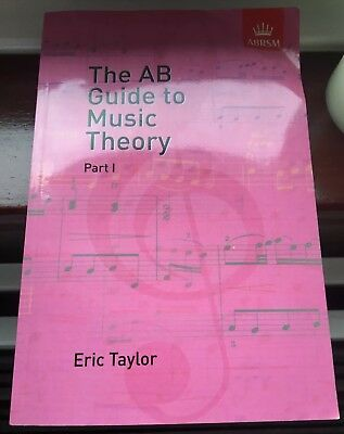 THE AB GUIDE to Music Theory Part 1 Eric Taylor ABRSM Woodwind Great