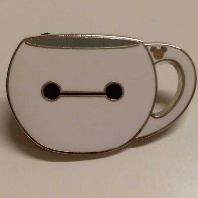 Hong Kong Disneyland Baymax coffee cup pin