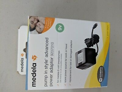 Medela Pump In Style Advanced Power Charger Adapter 9 Volt