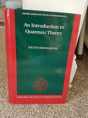 an introduction to quantum theory hannabuss