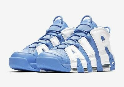 best loved 2ef6f d5128 Nike Air More Uptempo 96 Carolina Blue 13US 921948-401