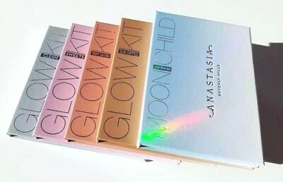 Anastasia Beverly Hills GLEAM SWEETS SUN DIPPED THAT GLOW Kit MOON CHILD