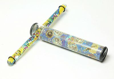 Astrological Motif Kaleidoscope with Sparkling Wand