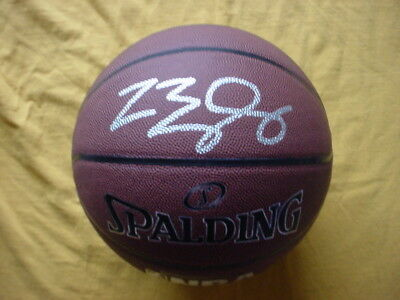 best website 25663 8729a LEBRON JAMES AUTOGRAPHED Basketball L.a. Lakers Cleveland Cavaliers Miami  Heat