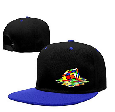 Melting Rubix Cube ECO Big Bang Theory Vintage Snapbacks Snapback Baseball  Cap 7497aa5f1fd9