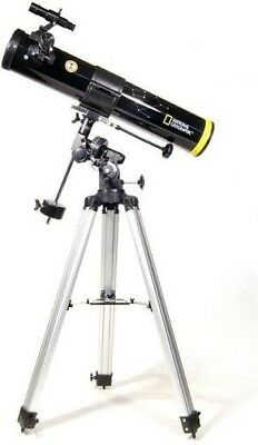 Newtonian Reflector Telescope National Geographic  76/700 Inc Smart Phone Hold