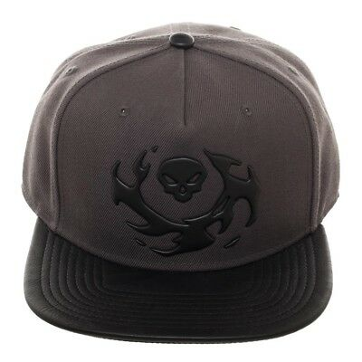 low priced 43905 d1ca4 Overwatch Blizzard Game Reaper Snapback Cap Hat New Official Licensed  Bioworld