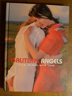 Rare/grigori Galitsin's Angels/from Russia With Love/reuss/nude/erotique/erotic