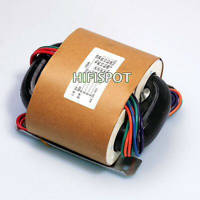 100W R-Core Transformer for Audio Amplifier Power AMP - Selectable Input Outputs
