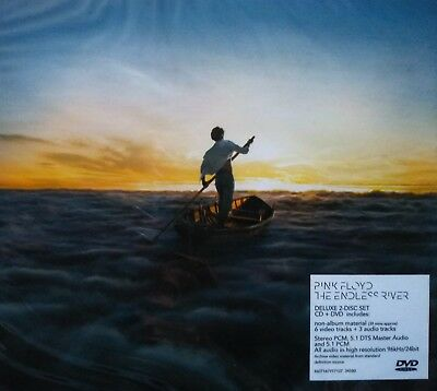 Pink Floyd - The Endless River CD+DVD New Sealed
