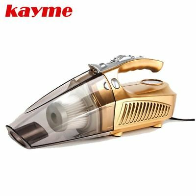 New Portable 12V Wet Dry Dual Use Car Vehicle Handheld Vacuum Dirt Dust Cleaner