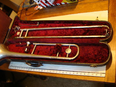 Cavalier Trombone - Antique in case