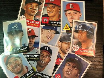 Topps Living Set- Choose your Card