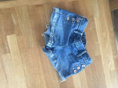 girls abercrombie kids jeans size 16 usa uk 6 excellent condition
