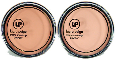 Laura Paige Creme Make Up Compact Powder ~ Please Choose Your Shade