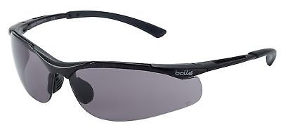 Bolle CONTPSF Safety Glasses BOLLE CONTOUR Anti-Scratch and Anti-Fog Smoke Lens