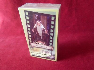 Set Of Harry Potter The Sorcerers Stone Widescreen Trading Cards 2001