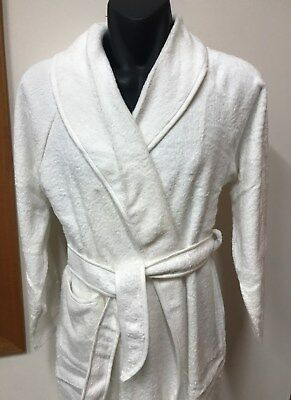 Kids Bathrobes - Included with Embroidered Name - 100% Cotton Terry Towelling