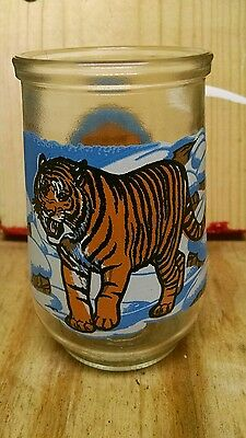 Welch's Endangered Species Collection Siberian Tiger Glass #5 of 12