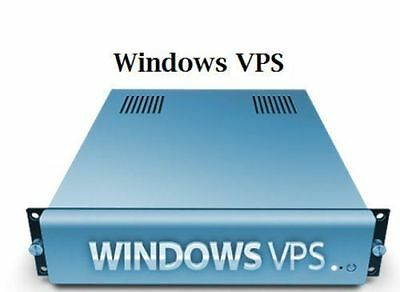 BULLET PROOF SECURITY FOR WINDOWS VPS+Powerful 6GB RAM,250GB HDD+IP+UNMETERED BW