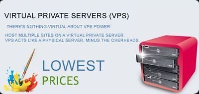 Cheap Linux VPS Virtual private server dedicated resources unlimited bandwidth