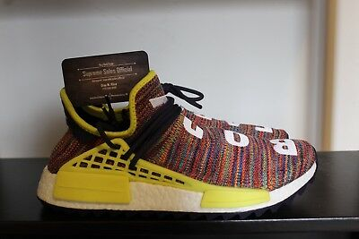 7e559595a0d76 Adidas Pharell Williams Human Race Nmd Trail Multi Color Ac736023 Size 10
