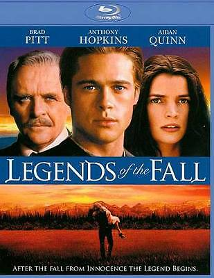 Legends of the Fall (Blu-ray Disc, 2011) - NEW!!