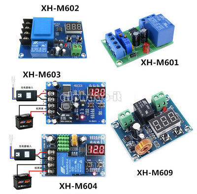 12V/24V/36V 6-60V Battery Charging Control Board Charger Power Supply Module NEW