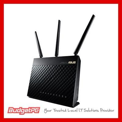 ASUS RT-AC58U Dual Band AC1300 Wireless Router With MU-MIMO Support