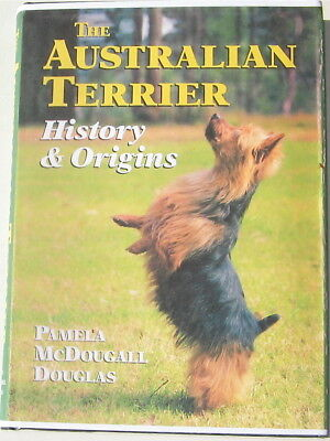 Australian Terrier Breed Book The Australian Terrier History & Origins