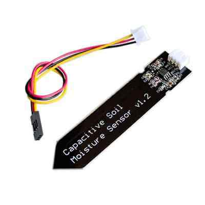 Analog Capacitive Soil Moisture Sensor V1.2 Corrosion Resistant With Cable Kj