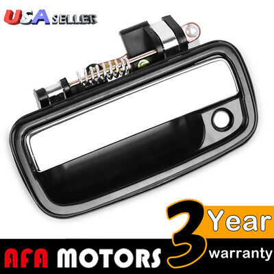 Chrome Outside Front Left Right Door Handle Exterior For 95-04 Toyota Tacoma