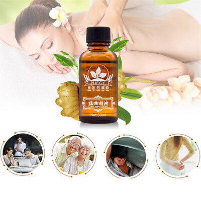 AU 2018 new arrival Plant Therapy Lymphatic Drainage Ginger Oil 100% Natural Hot