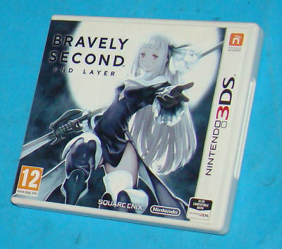 Bravely Second End Layer Nintendo 3DS 3-DS PAL