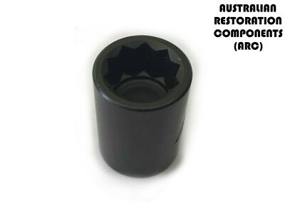 """Impact Socket 10 Point (3/8"""" Drive) suit Simmons Nuts OEM type B45 F90 V4 V5 F15"""